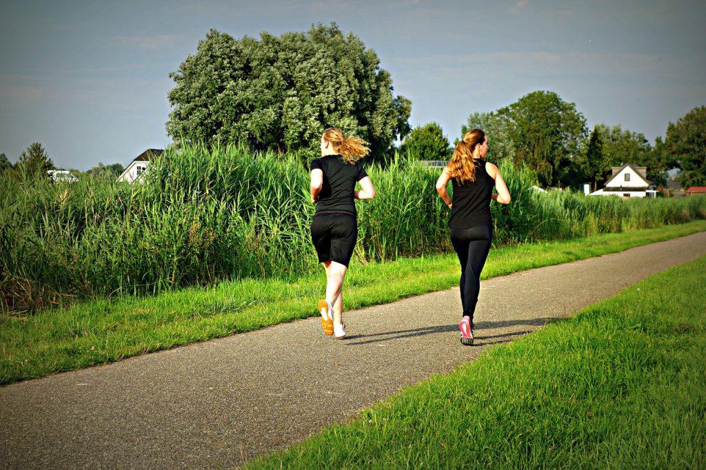 trening biegacza