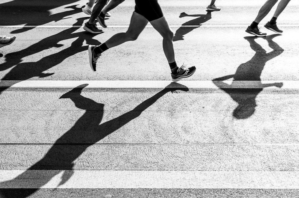 nerka do biegania