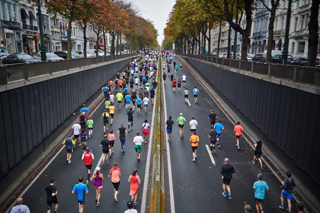 maraton ile km